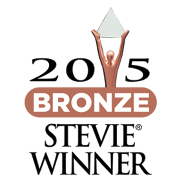 Stevie Award Bronze