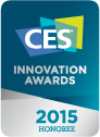 CES Innovation Award badge