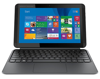 "HP Pavilion's X2 ""Two-in-One"" laptop"