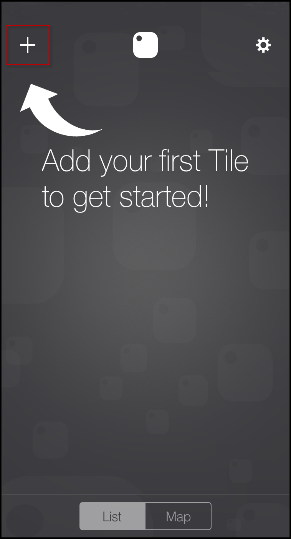 Add First Tile
