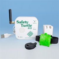 safety turtle child swimming monitor