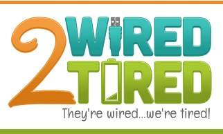 Back to School Tech Tips from 2 Wired 2 Tired