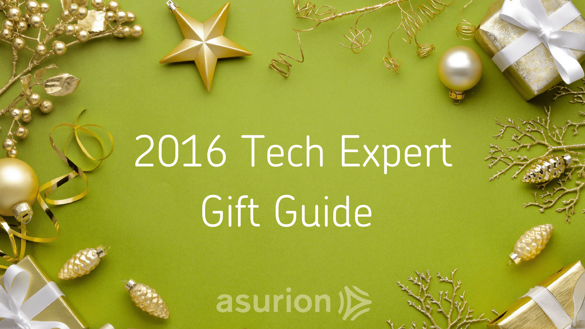 Top Tech Gifts According to the Experts