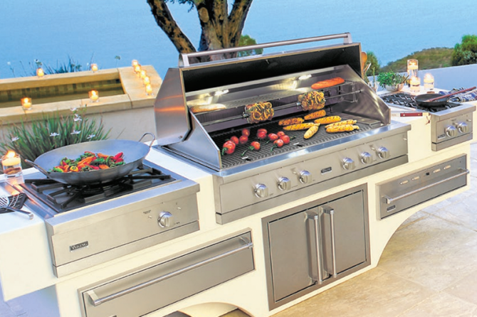 Grilling Season Has Arrived … Make Your BBQ Hi-Tech with The Best Grills & Accessories