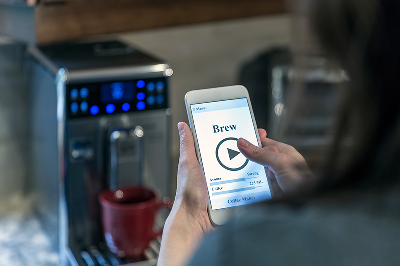 Connected Life: Smart Appliances – The Energy Savings Add Up