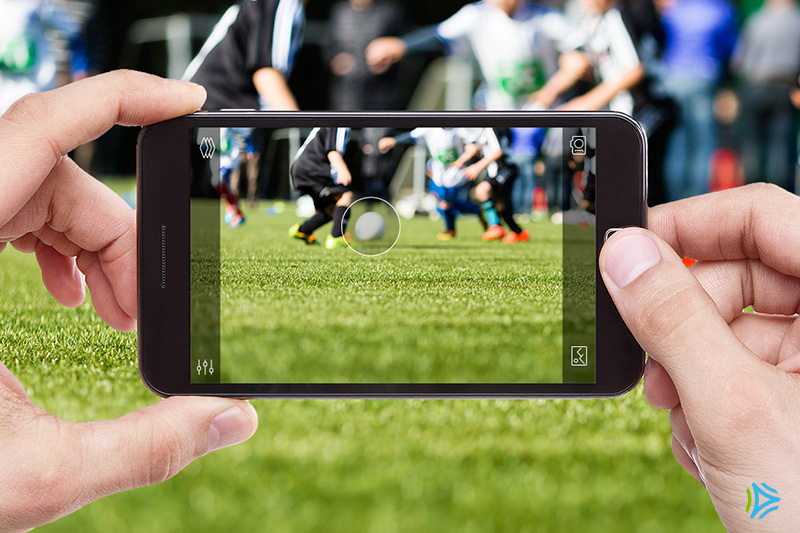 How to Take Photos of Kids' Sports with Your Smartphone