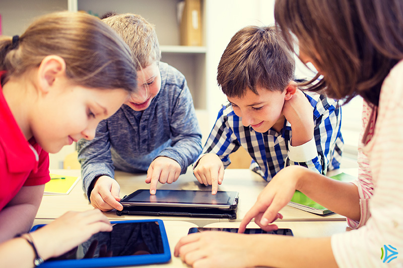 Connected Life: The Internet of Things is Connecting the Classroom