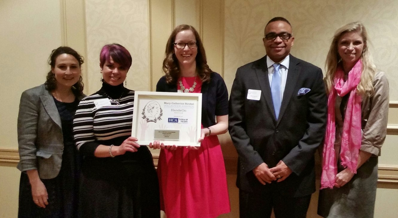 Asurion Recognized as Corporate Volunteer of the Year