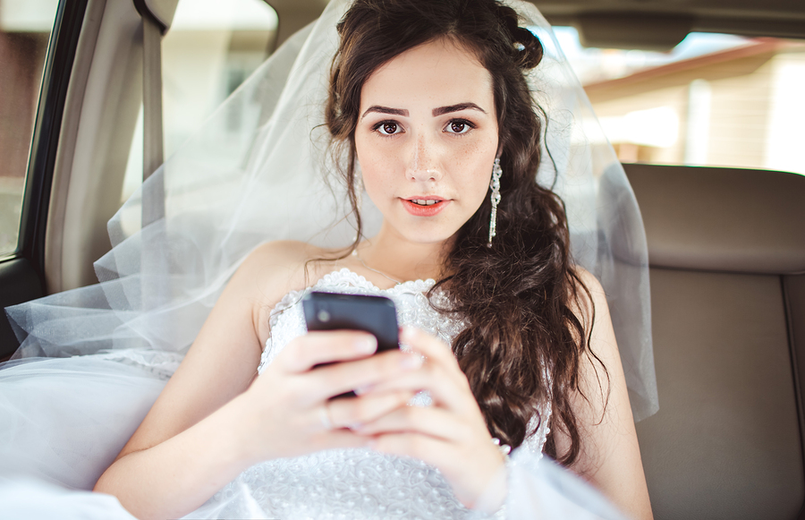 Plan Your Wedding on Your Smartphone