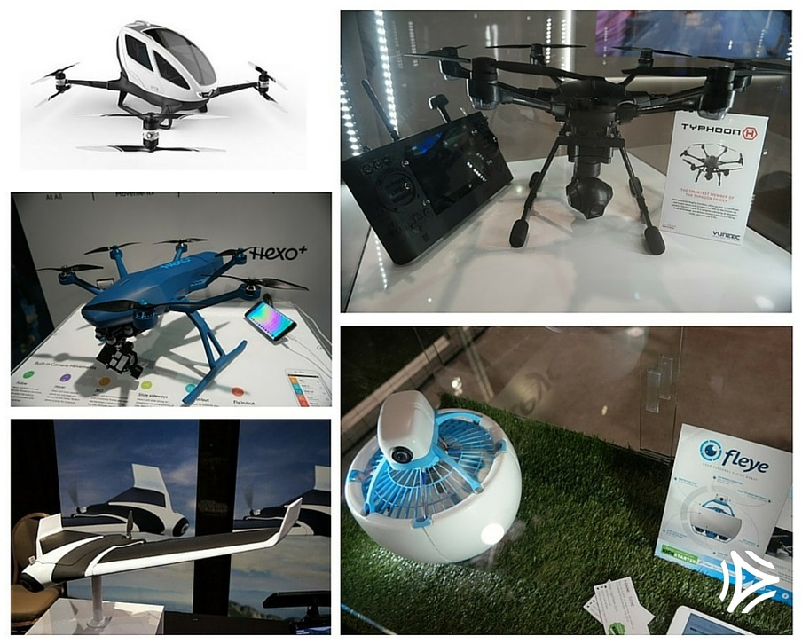 CES 2016 Picks: Top 5 Drones