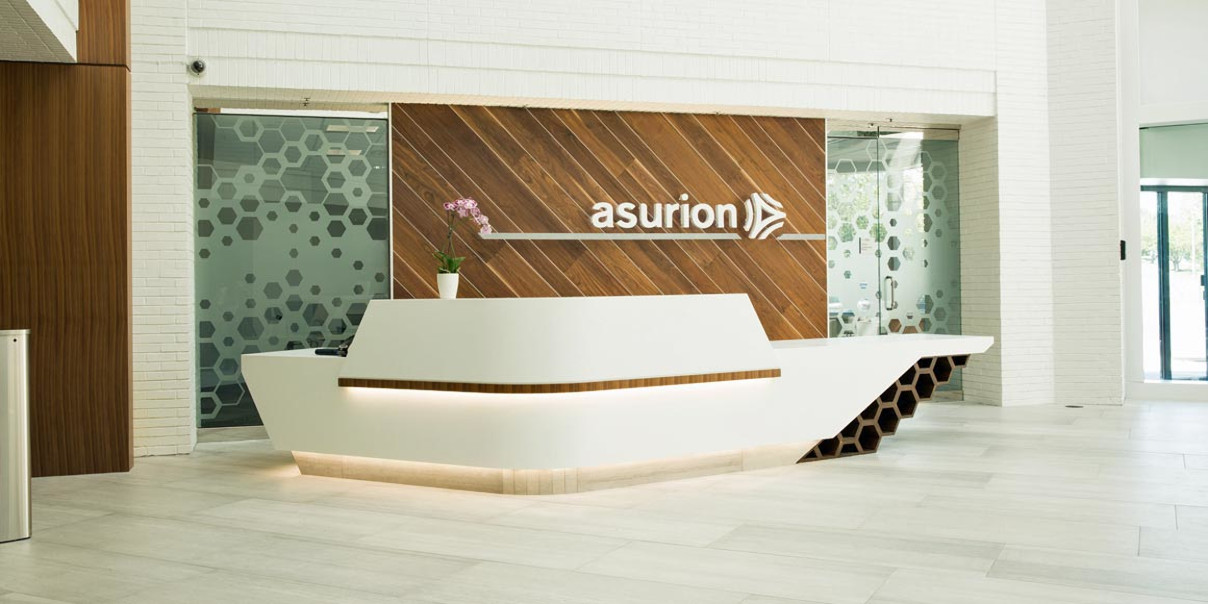 Asurion: Improving Work Spaces, Enhancing Experiences