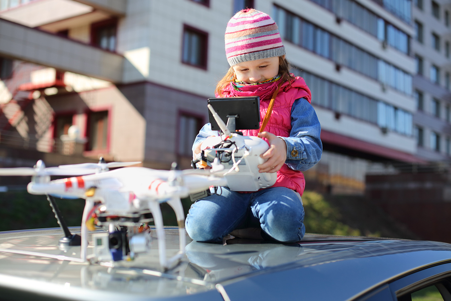 Your Kid Wants a Drone. Now What?