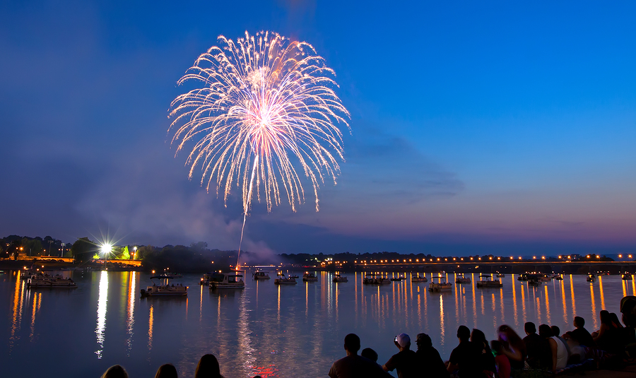 How to: Great Fireworks Photos with Your Phone