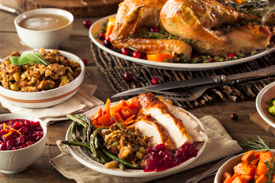 Impossible?! Cook Thanksgiving Dinner in a Microwave