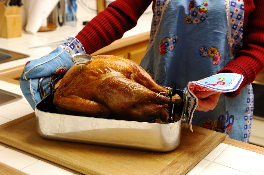Avoid Trapped Turkey Syndrome and Cook Your Bird to Perfection