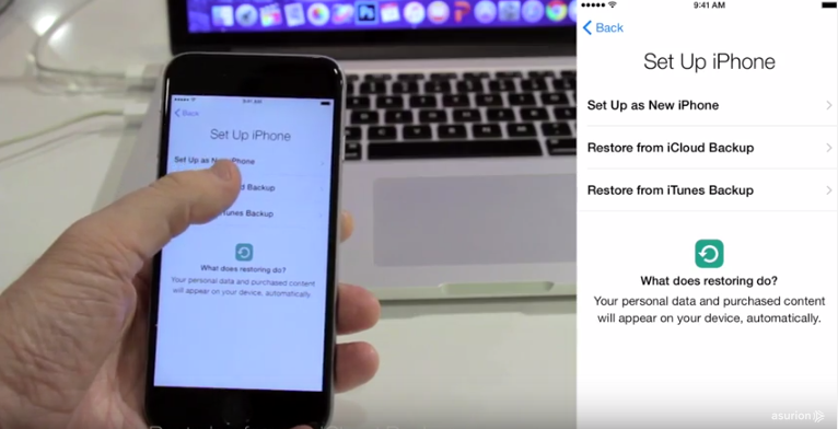 How to Easily Set Up Your New iPhone