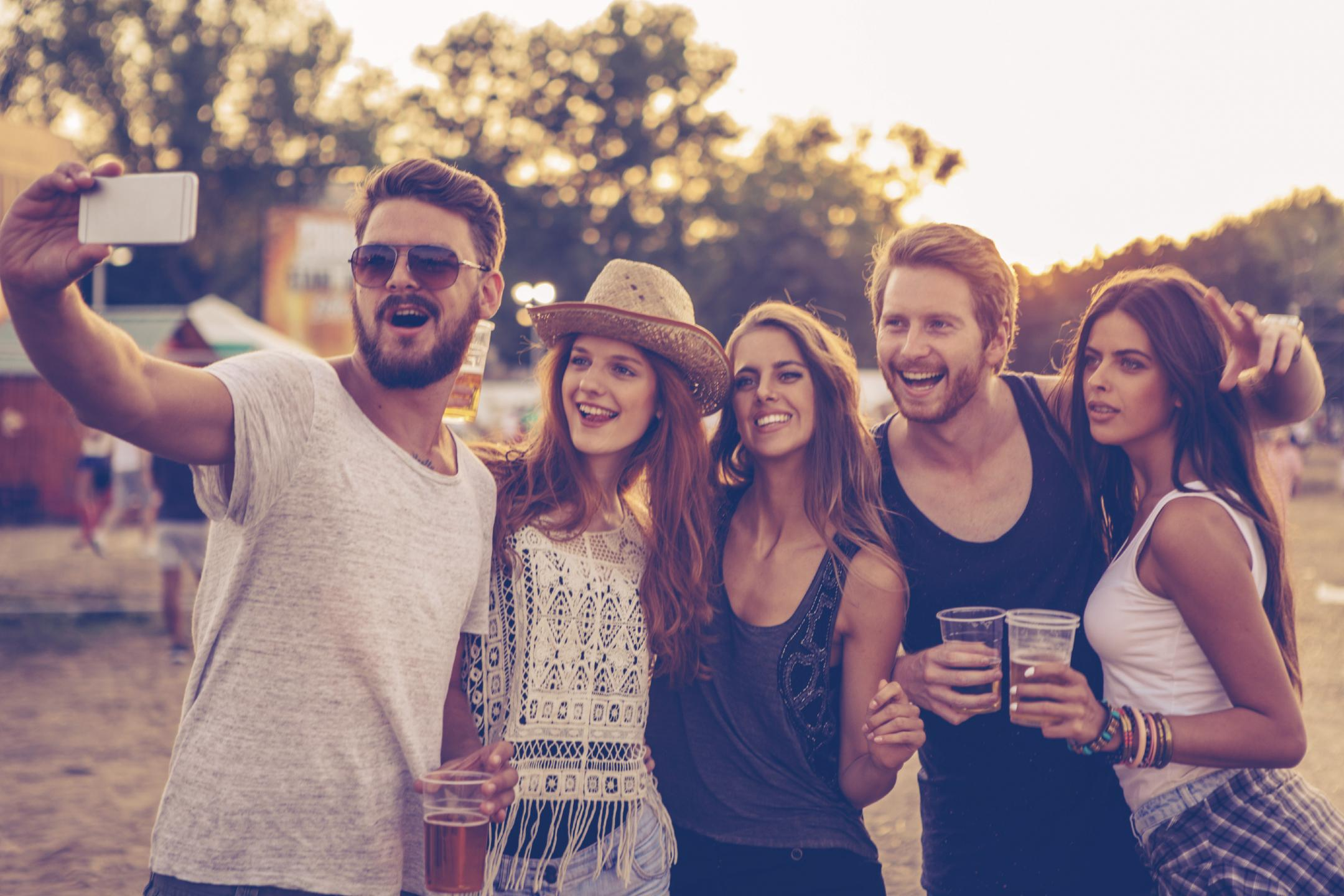 5 Tips & Phone Hacks for Surviving Music Festivals