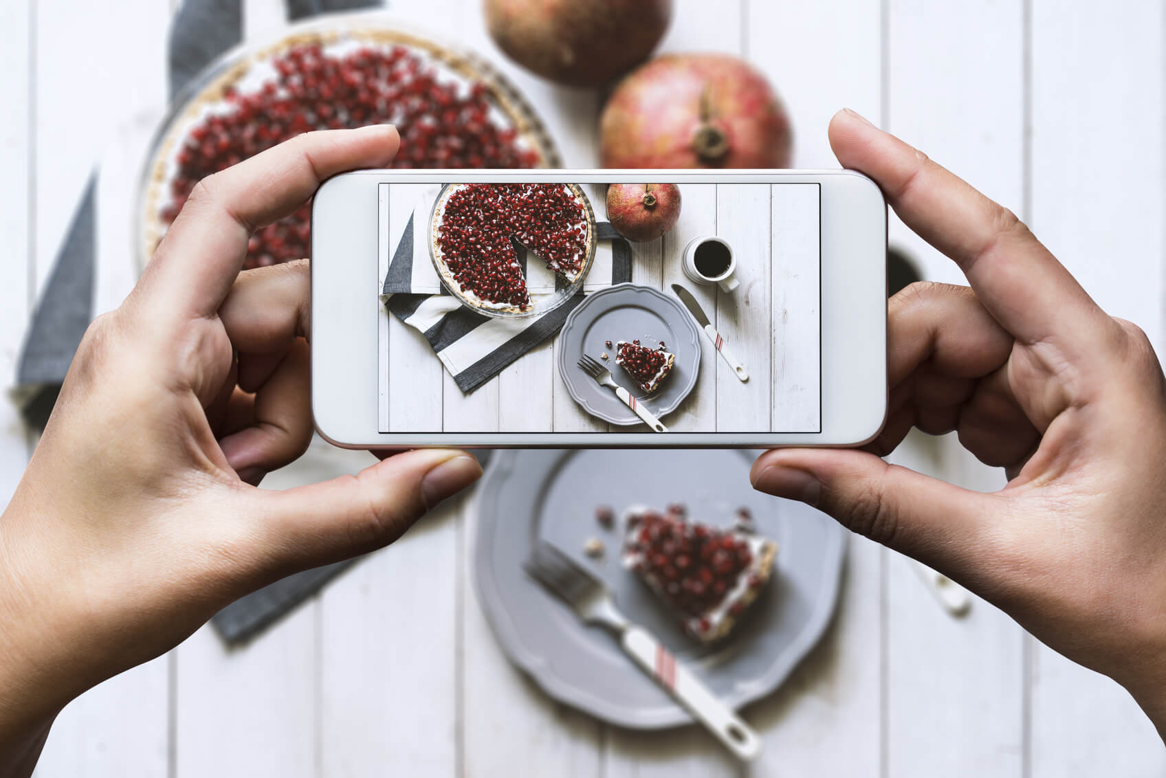How to Take the Perfect Food Photo