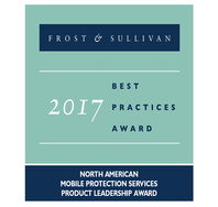 2017 North American Product Leadership Award