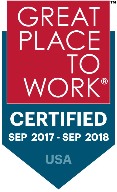2017 2018 great place to work