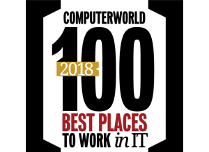 computerworld 2018 best places to work IT