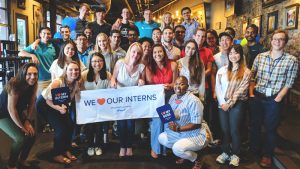 Asurion's internship program named among the top in the country