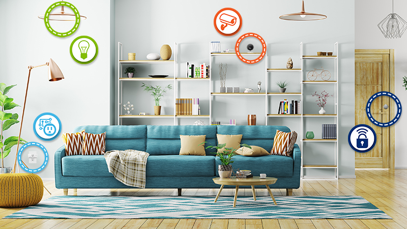 How to make your apartment smarter