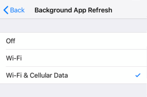 How To Turn Off Background App Refresh on Android & iPhone | Asurion