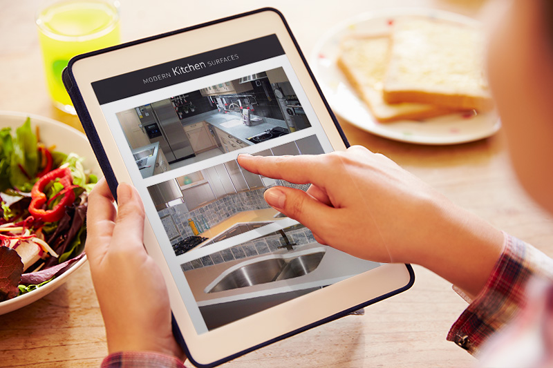 Connected Life: The Basics of Remodeling for a Tech-Friendly Kitchen