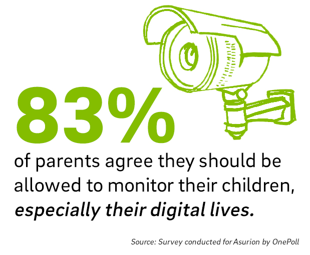 Tips for parents to help kids navigate the online world