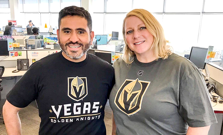 Spotlight on Asurion's Las Vegas team