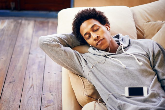 How to use technology to get better rest