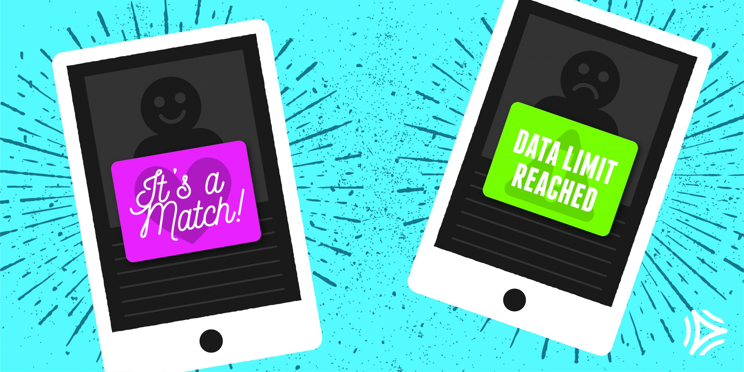 Dating app hacks to save battery and data - Asurion