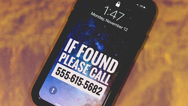 This one thing triples the odds of your lost phone being returned