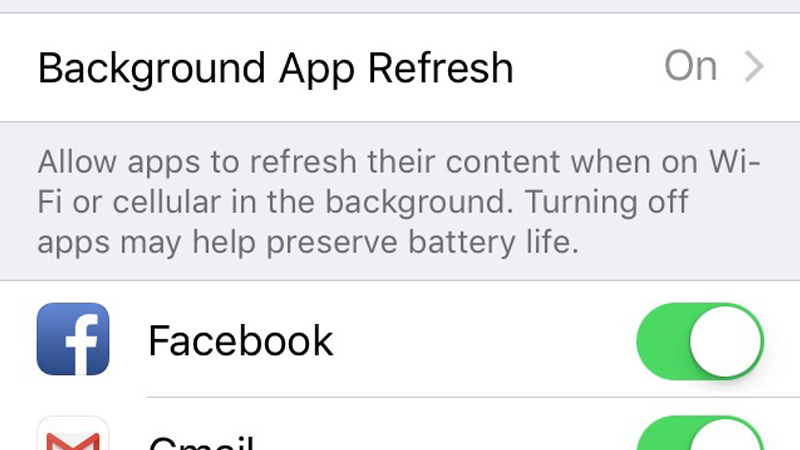 How To Turn Off Background App Refresh on Android & iPhone