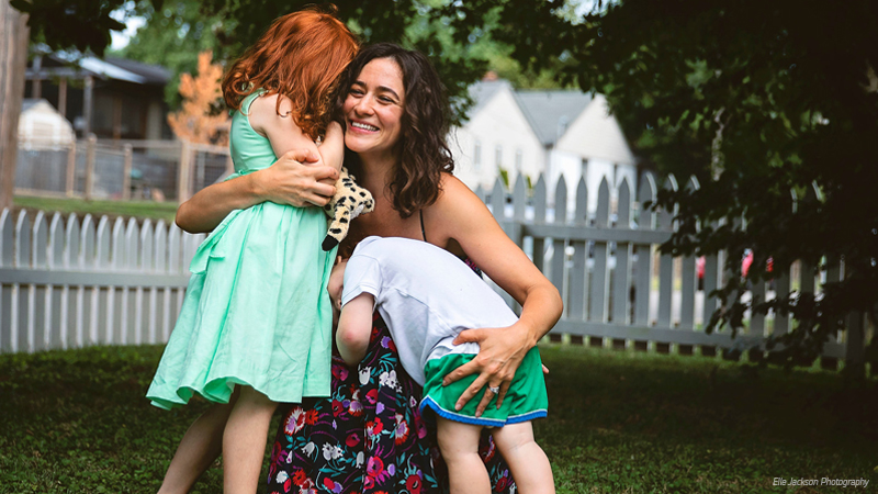 How one mom took control of her tech-life balance