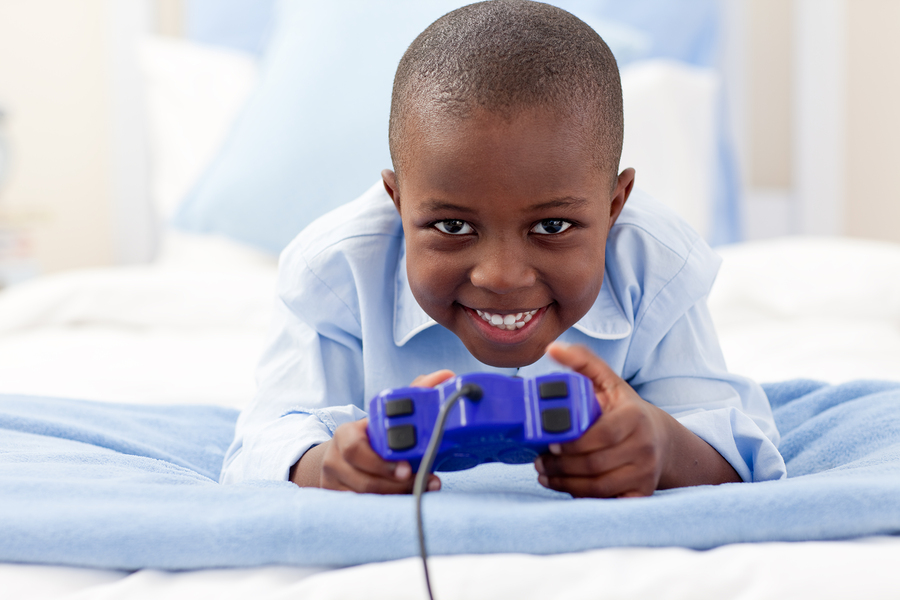 You better believe it: Gaming can benefit kids