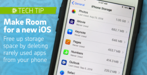 iOS 12 Tech Tips