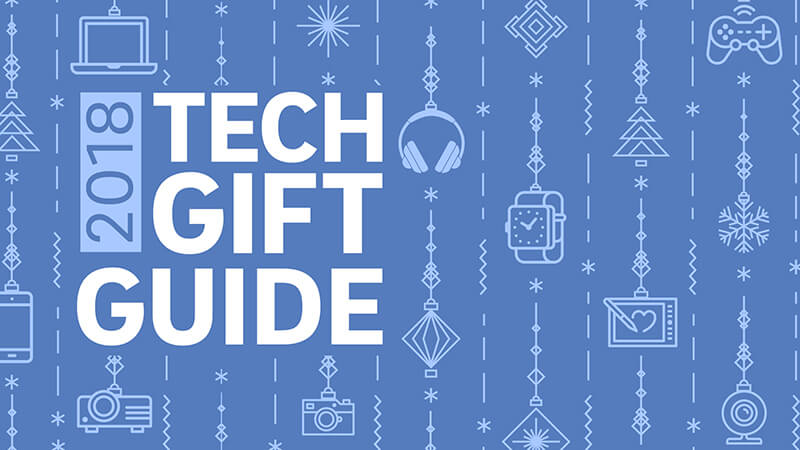 Find the perfect tech gift for everyone on your list