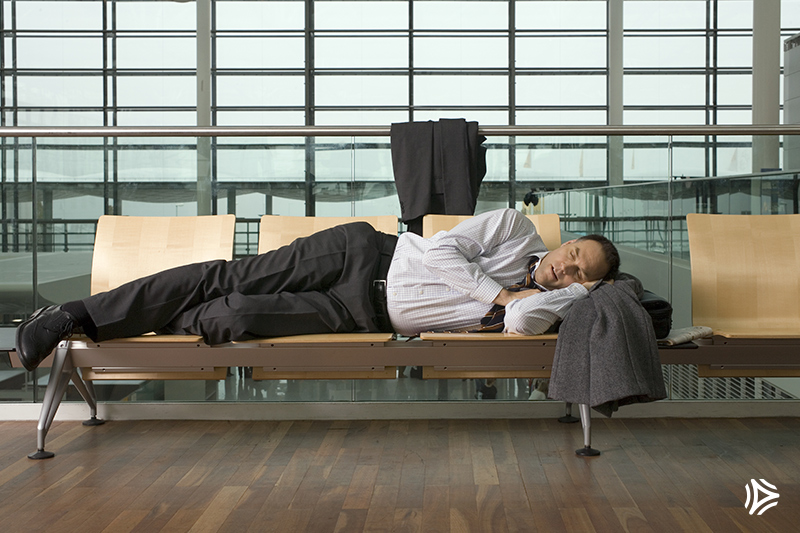 Ways to Cure Jet Lag with Your Phone