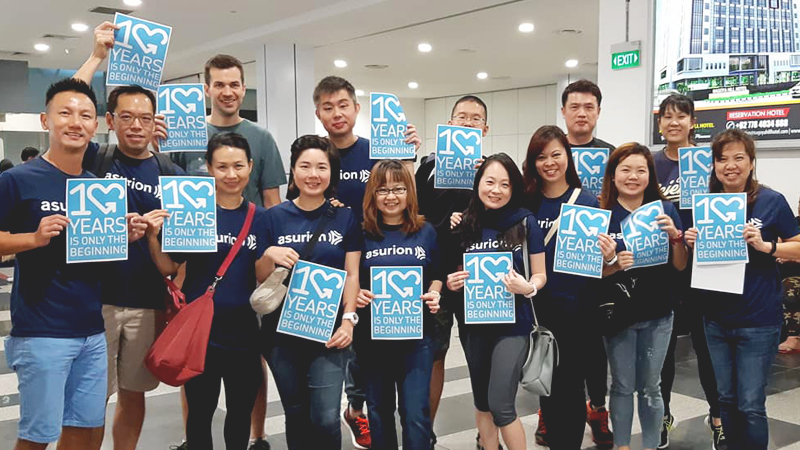 How Asurion's employees are making an impact in their communities