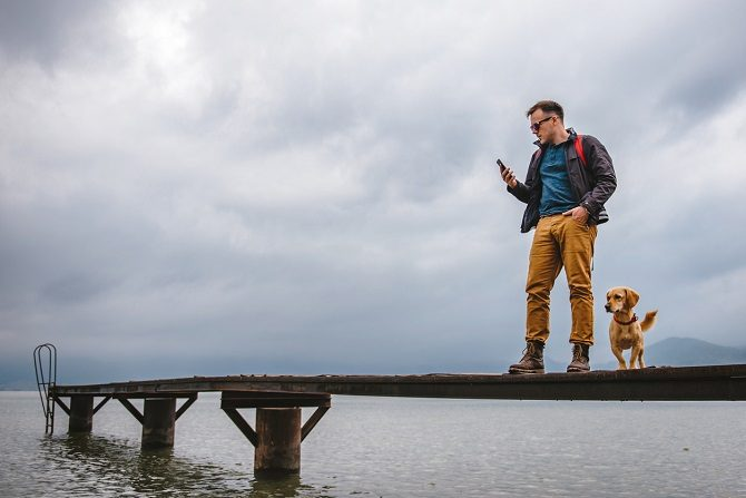 Your Phone Can Be a Lifeline in Severe Weather Conditions