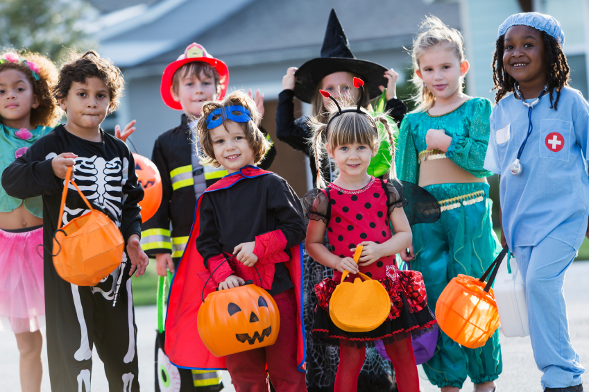 Wearable Devices to Help Keep Track of Your Ghouls & Goblins This Halloween
