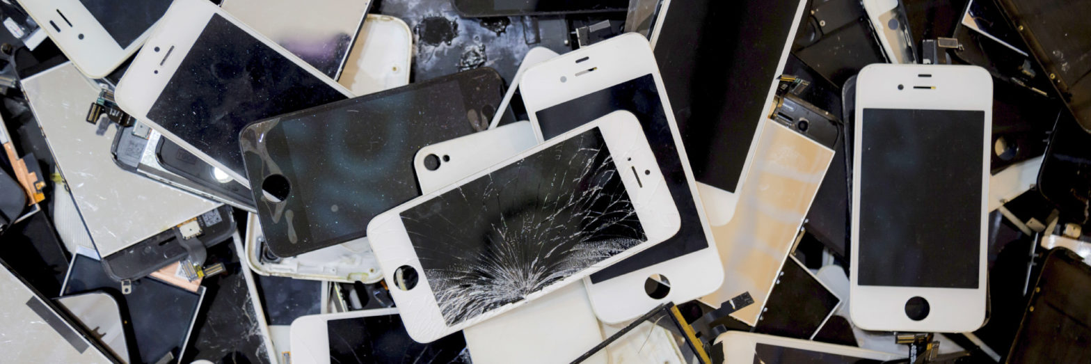 Broken iPhone Screen Insurance