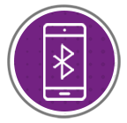 bluetooth technology icon