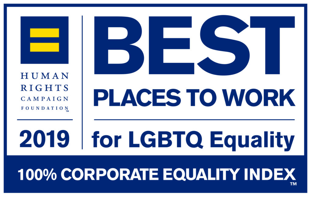 Asurion Earns Top Marks on Nation's Premier LGBTQ Workplace Equality Index