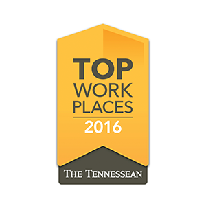 Top Workplaces 2016 Tennessean