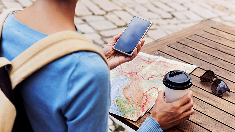 Travel stress-free with the help of your phone