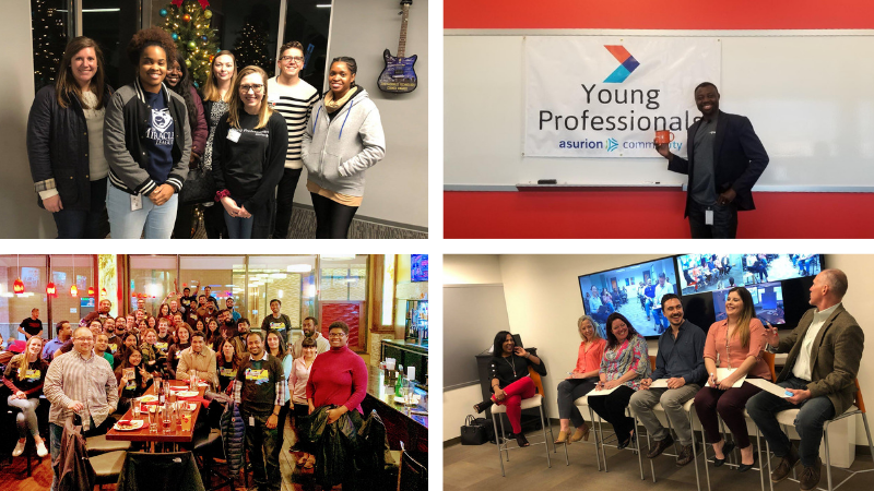 Asurion's Young Professionals ERG builds bridges across generational divides
