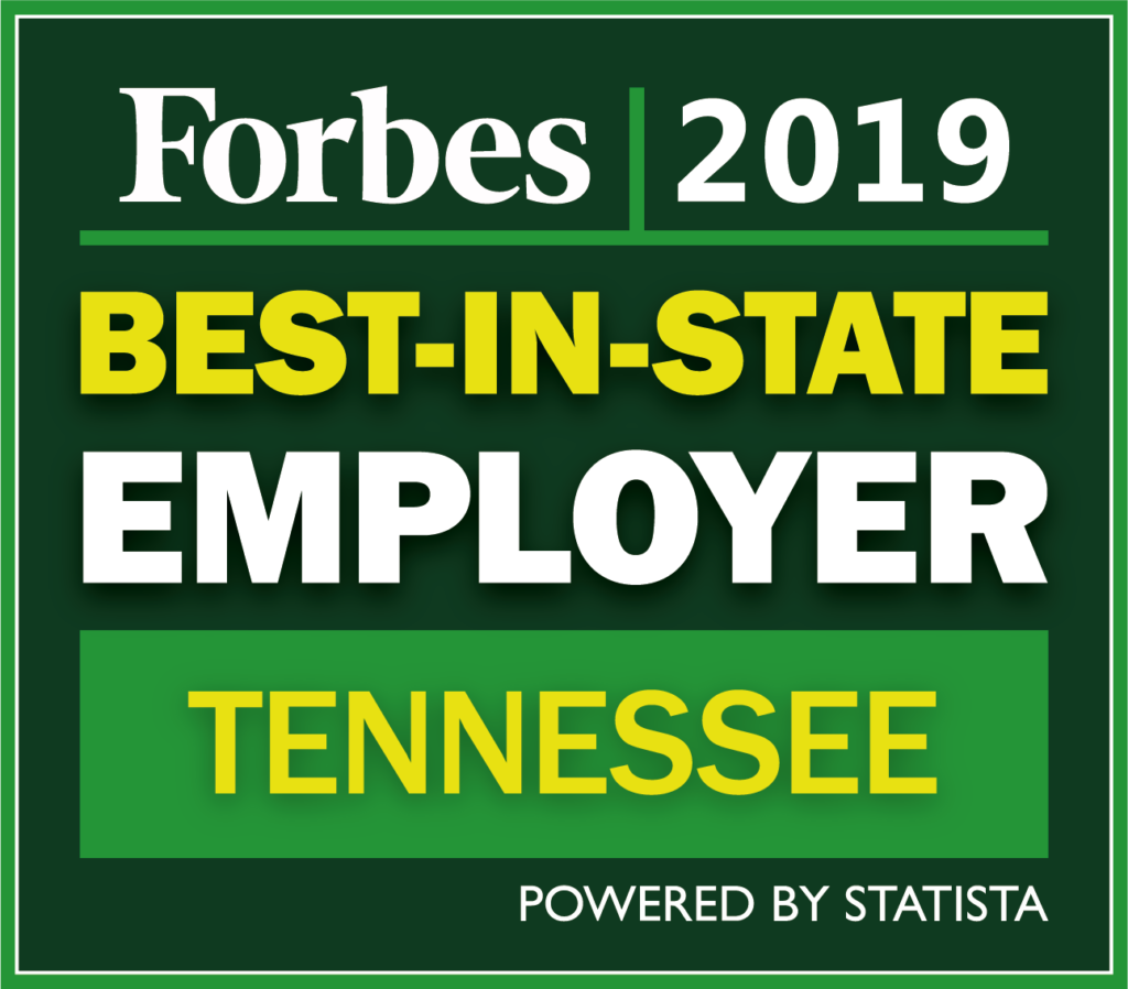Forbes Names Asurion One of Tennessee's Best Employers